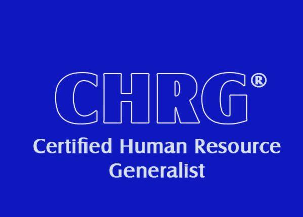 CHRG_Certification